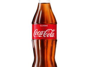 Coca-cola стекло